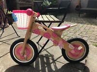Tidlo first balance bike