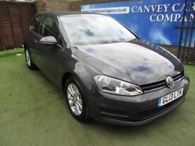 2013 Volkswagen Golf 1.6 TDI SE (s/s) 3dr