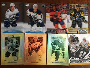 Tim hortons hockey cards perfect condition