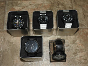 5 BRAND NEW watches - ALL for $20