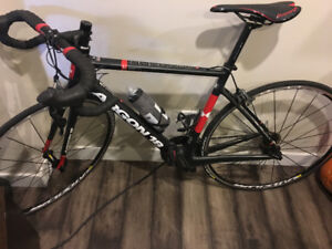 Road Bike For Sale - Argon 18 - Barely Used (Crash Replacement)
