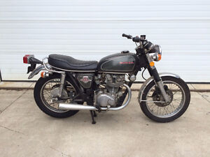 Honda CB350, CB360, CB400F, CB450, CB500T, CB750 and more!