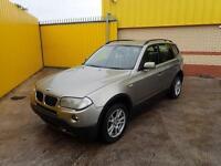 2008 BMW X3 SE 2.0 DIESEL 6 SPEED AUTO