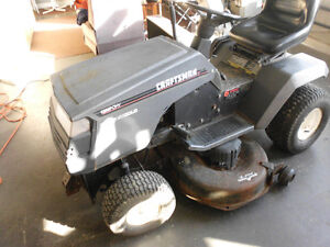 Sears Craftsman Tractor 15hp OHV Runs Great!