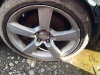 Mazda r18 alloys