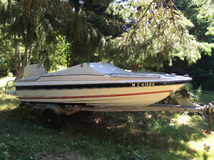 16 ft Bayliner - excellent condition