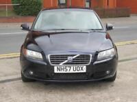 2008 VOLVO S80 2.4 D5 GEARTRONIC (185)SE + AUTOMATIC TURBO DIESEL + MASSIVE SPEC