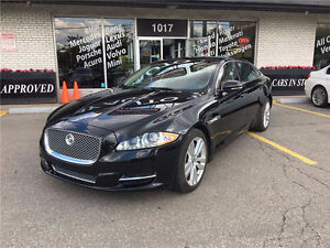 2013 Jaguar XJ XJL Portfolio Sedan Barely Driven