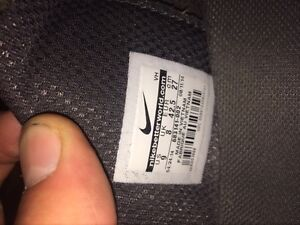 Nike shoes basically brand new don't want them anymore