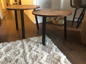 Structube Side or Coffee Tables