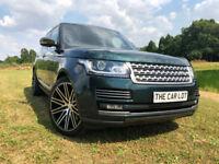 Land Rover Range Rover 4.4SD V8 ( 339bhp ) 4X4 Auto 2013MY Autobiography