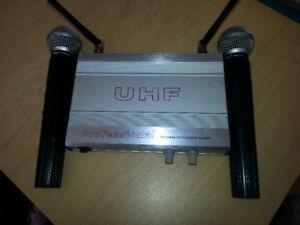microphone sans fil spider
