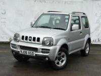 2006 SUZUKI JIMNY 1.3 JLX 3 DOOR 4X4 LOW MILEAGE ESTATE PETROL