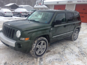 2008 JEEP PATRIOT, 4X4, 832-9000 / 639-5000, CHECK OUR OTHER ADS
