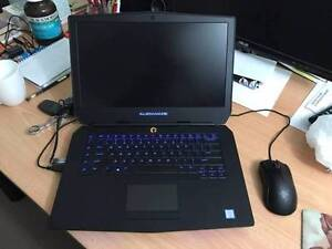 6 months new Alienware 15 R2 laptop for sale or swap Calamvale Brisbane South West Preview