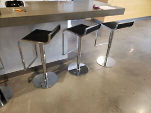 leather stools from Upcountry