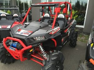 2016 Polaris RZR XP 1000 EPS High Lifter Edition Titanium Matte  Prince George British Columbia image 3