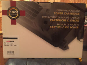 **Premium Replacement Toner Cartridge**