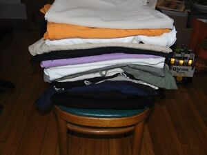Pants, Capri's & Tops smoke free, clean new condition