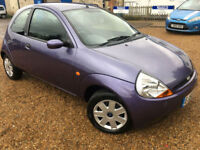 2006 '56' Ford Ka 1.3 Style Climate. Ideal First Car. Petrol. Manual. Px Swap