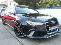 2014 Audi RS6 RS6 AVANT TFSI V8 QUATTRO 5-Door Auto Estate Petrol Automatic
