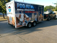 PDQ 4U Moving and Delivery Services