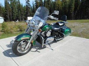 1999 Kawasaki Vulcan Nomad - winter price - Toy Run !!!