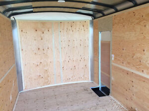 2016 TNT 8.5x16ft Enclosed Trailer w/12'' Extended Height $8999 Edmonton Edmonton Area image 8