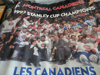 old hockey posters