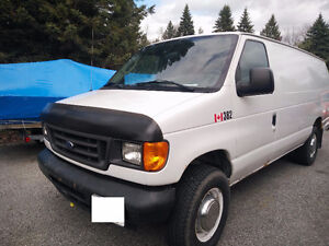 2004 Ford E350 Econolne - Super Duty - Extended