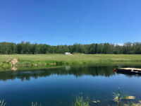 Private Campground Leduc County
