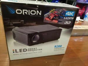R200 Orion Smart Projector for 400$