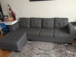 sofa for sale, good as new, for only 250,
