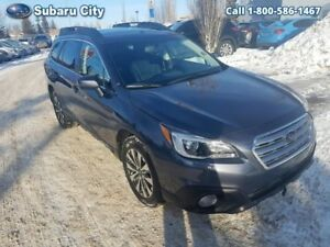 2016 Subaru Outback 3.6 R,LIMITED,LEATHER,SUNROOF,NAVIGATION,AIR
