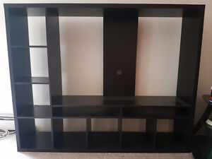 NEW ENTERTAINMENT SYSTEM COMES WITH FREE MATCHING COFFEE TABLE North Shore Greater Vancouver Area image 1