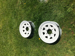 Trailer rims  RV
