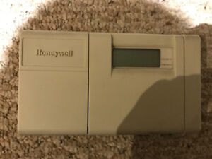Honeywell Programmable Thermostat for Furnace and AC