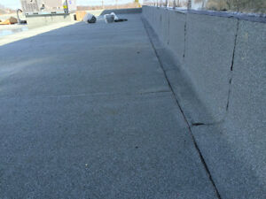 Flat Roofing - Repairs - Leaks? We will stop them! London Ontario image 8
