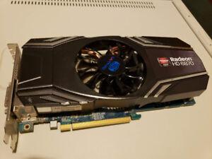 AMD Sapphire 6870 HD 50$