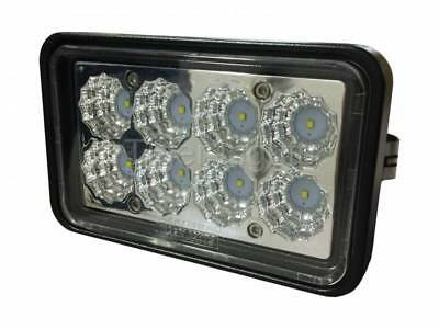 Qty 2 New Holland Led Skid Steer Headlights New Design On The Market.