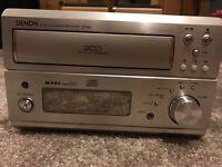 Denon 3CD Mini Hi-Fi System