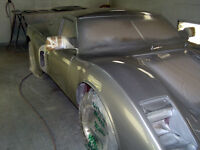 KIT CAR  80 %   COMPLETE ALL NEW  - NO RUST  - TRADES -OFFERS