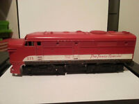 LIONEL Texas Special Engine and Six (6) Rolling Stock caboose