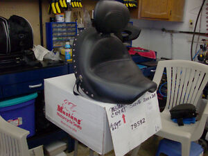 MUSTANG SEAT AND BACK REST 'NEW'