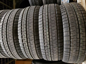 4 winter tires brand new  bmw mercedes audi 225/45r18 new !!