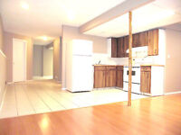 TWO BEDROOM UNIT-- EXTRA LARGE, VERY SPACIOUS, NICE & CLEAN