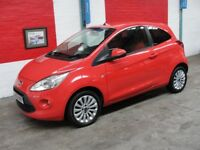 Ford Ka Zetec 1.2 69PS (red) 2014