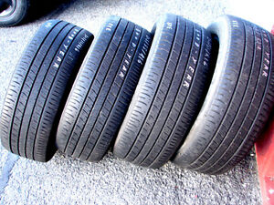 4 pneus d'été GOODYEAR  205/55R16