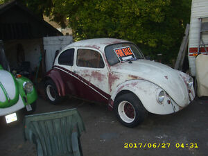 1967 Volkswagen Beetle Coupe (2 door)