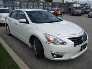2014 Nissan Altima 2.5 SL SUNROOF! LEATHER! NAV! PUSH TO START!